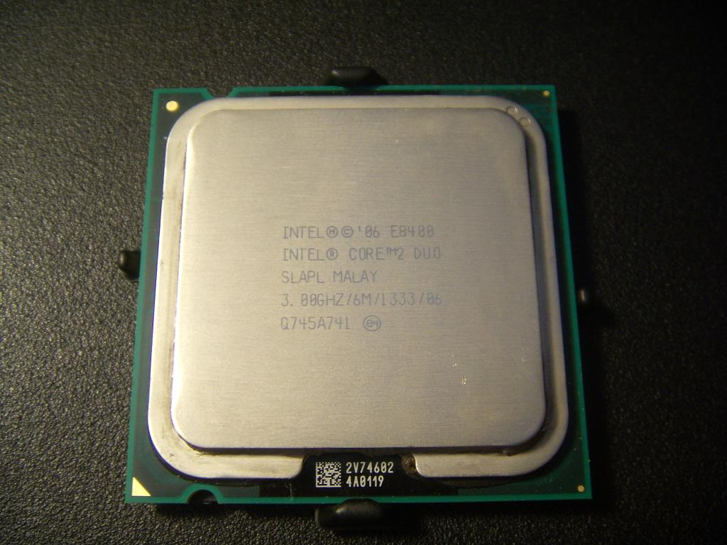 Core 2 Duo E7500 Tray Fan Cv Dieng Cyber Prosessor Intel Processor Lga 775