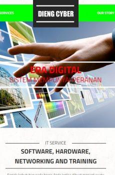 jasa pembuatan website wonosobo banjarnegara temanggung purwokerto yogyakarta